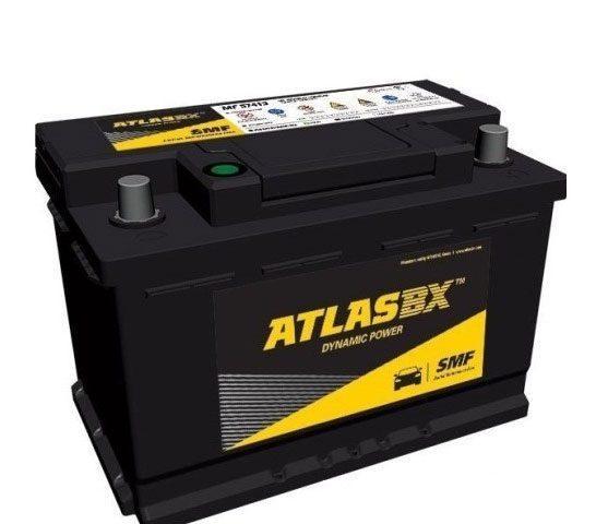 Bình Ắc quy ô tô Din Atlas 55Ah MF55559